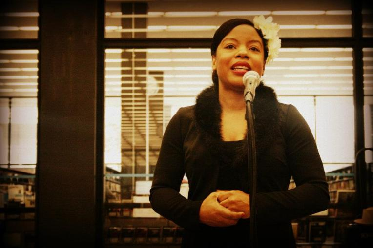 Quineice starred as Billie Holiday in IN HER WORDS in 2012 and 2013