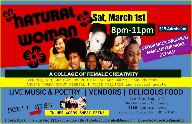 natural woman flyer3