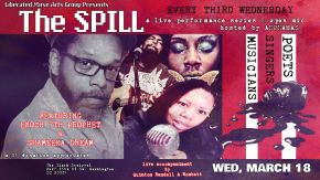 Every 3rd Wednesday Join Us for #TheSPILL(VIDEO)