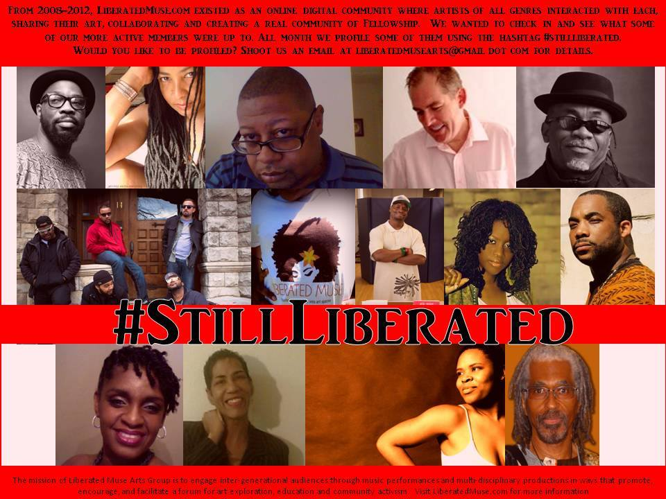 #StillLiberated: A Q & A with the UK's Nick Sweet